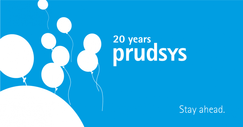 Always a step ahead - Chemnitz-based firm prudsys celebrates 20 years of smart solutions for retail