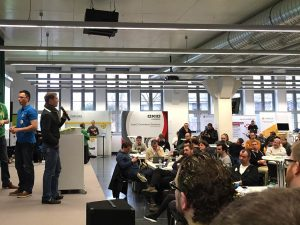 Sessionvorstellung beim eCommerce Camp in Jena 2015