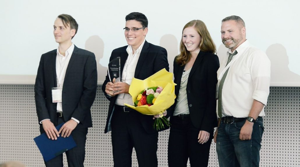 prudsys personalization summit, pps15, Konferenz, award, Handel, E-Commerce