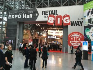NRF, NYC, New York, Messe, Konferenz, Expo, Retail's Big Show, Retail, eCommerce, E-Commerce, Handel, USA