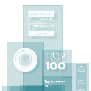 prudsys AG, Awards, prudsys RDE, Handel, Omnichannel, E-Commerce, Echtzeit, Realtime, Innovation, Innovator, Top 100, IT
