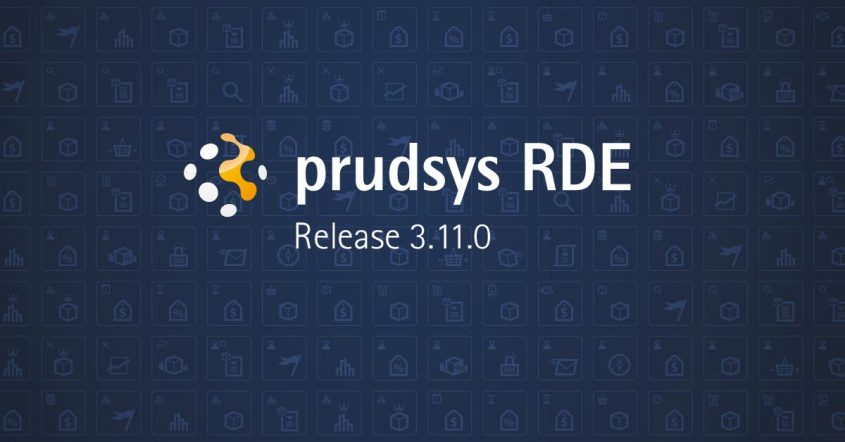 Release 3.11.0 der prudsys RDE Recommendation Engine
