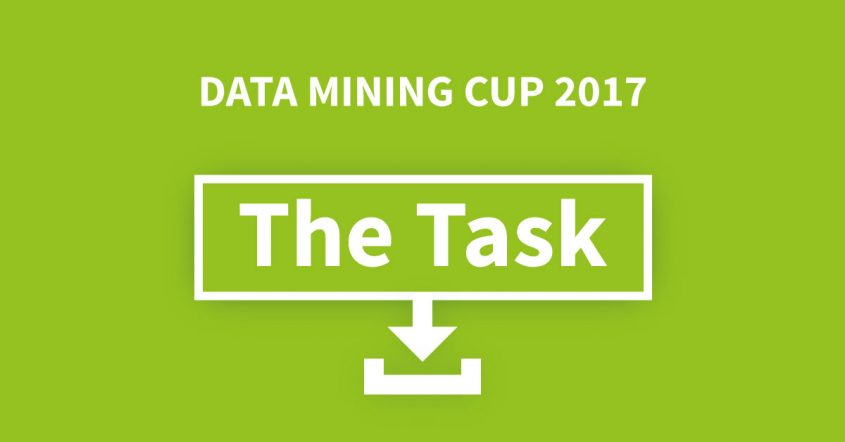 Start of prudsys DATA MINING CUP 2017 | Data Mining