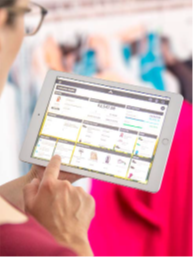 Personalisierung am POS, Berater-Tablet, prudsys, GK Software