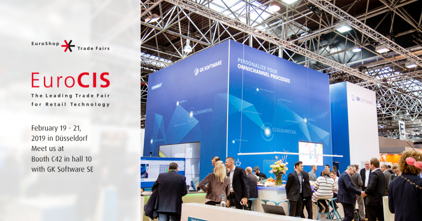 prudsys at EuroCIS 2019: intelligent price control, customer-oriented personalization and effective fraud detection for retail