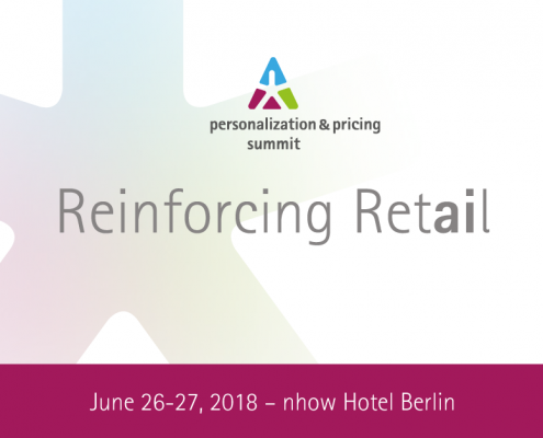 personalization & pricing summit - Get your ticket now!