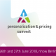 personalization & pricing summit 2018 - leading conference for automation of personalization and pricing in the retail sector