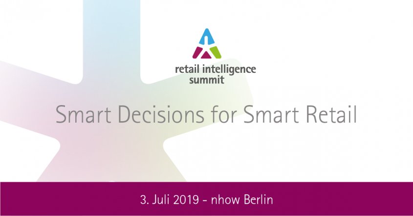retail intelligence summit 2019: Smart Decisions for Smart Retail