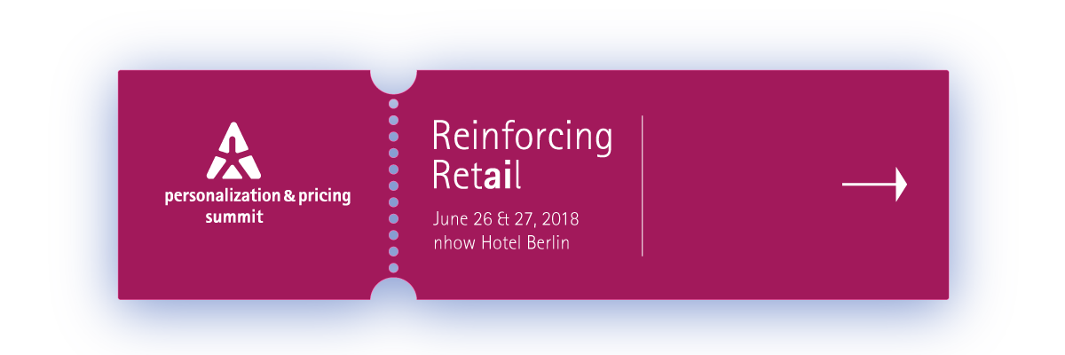 AI for Retail: personalization & pricing summit