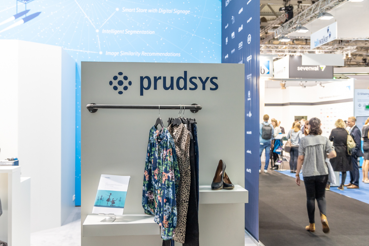 Use Case Personalisierung Visual Search & Image Similarities bei prudsys @ DMEXCO 2018